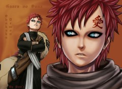 Wallpapers Manga Gaara