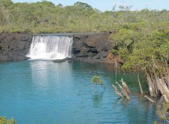 Wallpapers Trips : Oceania Les chutes de la Madeleine