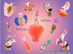 Fonds d'écran Grandes marques et publicité Parfums Lalique