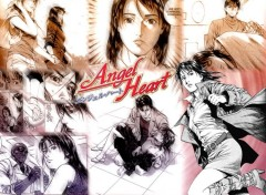 Fonds d'écran Manga ANGEL