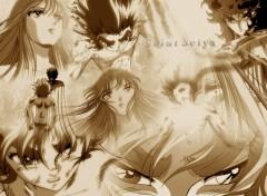 Fonds d'écran Manga Tenkai hen Josô - Overture,