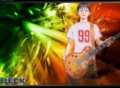 Fonds d'écran Manga Beck DTC