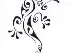 Wallpapers Art - Pencil tortue