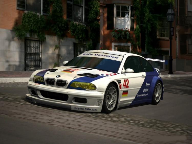 Fonds d'écran Voitures BMW BMW M3