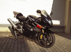 Wallpapers Motorbikes GSXR 1000 K4