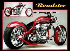 Fonds d'�cran Motos Roadster