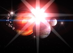 Fonds d'écran Espace Image sans titre N°98210