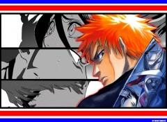 Fonds d'écran Manga bleach #01