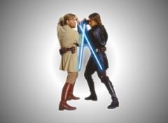 Wallpapers Movies Anakin Skywalker & Obi-Wan Kenobi