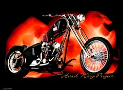 Wallpapers Motorbikes Hard Way Project