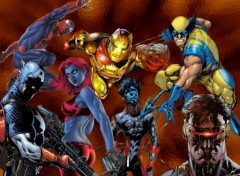 Wallpapers Comics Marvel