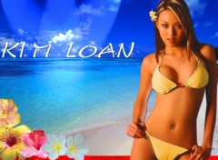 Wallpapers Celebrities Women Kim Loan