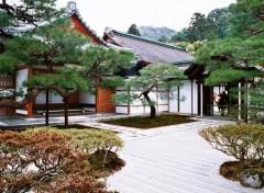 Fonds d'écran Voyages : Asie Jardin zen