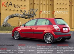 Wallpapers Cars KIA rio Sport