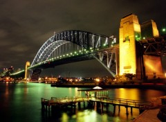Wallpapers Trips : Oceania SYDNEY HARBOUR BRIDGE