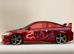 Fonds d'écran Voitures Acura Rsx-R