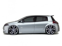 Fonds d'écran Voitures Renault Megane II RS