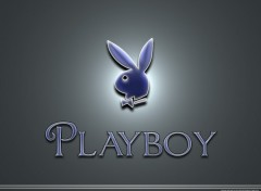 Wallpapers Brands - Advertising Playboy Wallpaper