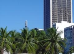 Fonds d'écran Voyages : Amérique du sud Copacabana Beach