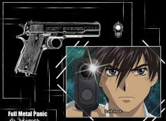 Fonds d'écran Manga SagaraShoot