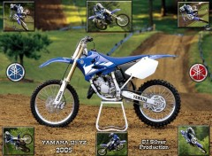 Wallpapers Motorbikes Yamaha 125 YZ