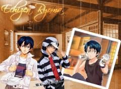 Fonds d'écran Manga ryoma