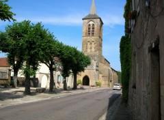 Fonds d'écran Voyages : Europe Église de Pontaubert, douzième siècle