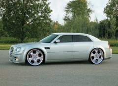 Fonds d'écran Voitures Chrysler 300C SR-T 8