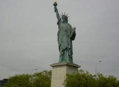 Wallpapers Trips : Europ Statue de la liberte