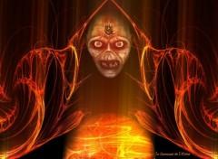Wallpapers Digital Art Le Samouraï de l'Enfer