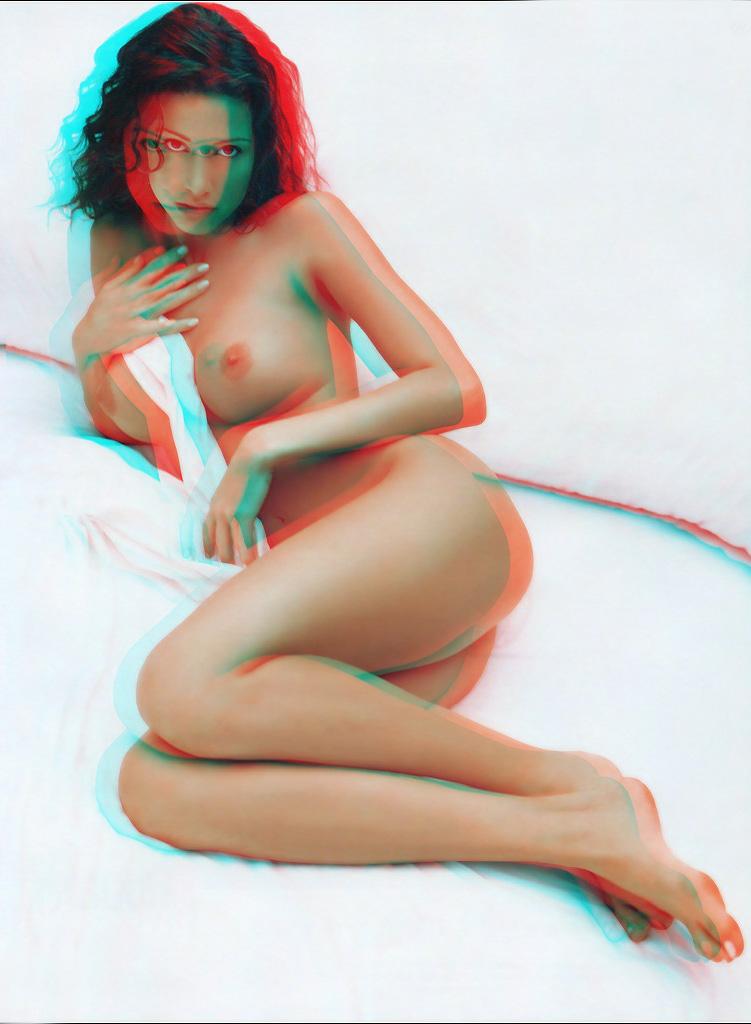 3d sex pics red blue glasses