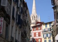 Fonds d'écran Voyages : Europe Bayonne de mes amours