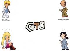 Wallpapers Manga quelques personnages de gto