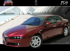 Wallpapers Cars Alfa 159