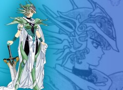 Fonds d'écran Manga Ryu-o de Rg Veda