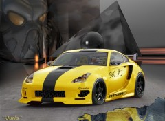 Wallpapers Cars 350z tuning