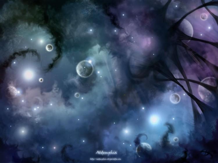 Wallpapers Space Universe Aëdemphia