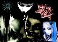 Fonds d'écran Art - Numérique goth