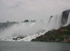 Fonds d'écran Nature Près des chutes américaines