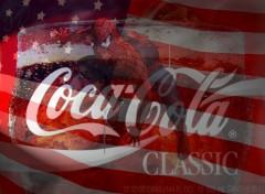Fonds d'écran Grandes marques et publicité SPIDERMAN COCA COLA AMERICA