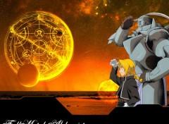 Fonds d'écran Manga Fullmetal Alchemist By winzip