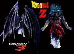 Wallpapers Video Games budokai en 3d