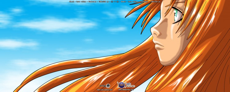 Wallpapers Dual Screen Manga Bleach - inoe orihime - dual screen 1280x1024 px