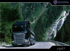 Wallpapers Various transports scania