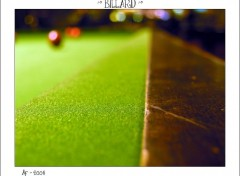 Wallpapers Sports - Leisures Billard (1)