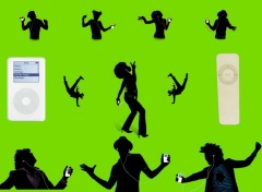 Fonds d'écran Informatique Tous Ipod
