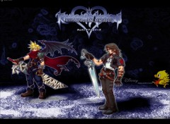 Wallpapers Video Games Kingdom-Hearts