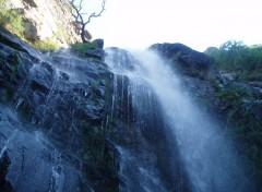 Fonds d'écran Nature Cataratas de Pazos