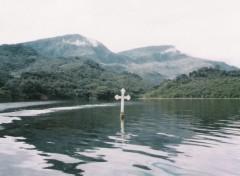 Wallpapers Trips : South America Une église sous l´eau