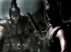 Fonds d'écran Cinéma Troy